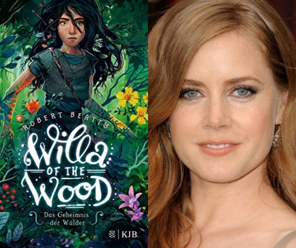 Série infanto-juvenil que será adaptada por Amy Adams vai ser lançada no Brasil