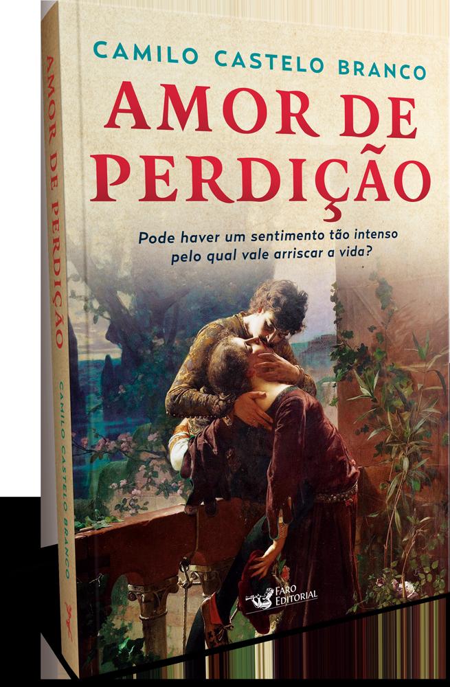 """Faro Editorial lança nova edição do clássico """"Amor de Perdição"""""""