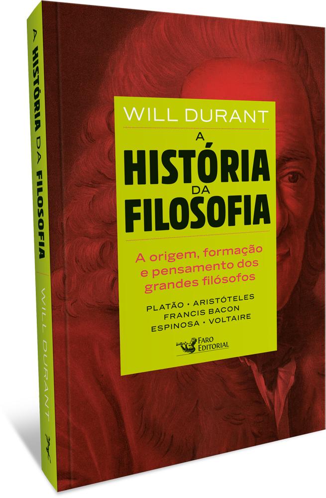 Faro Editorial lança clássico que detalha vida e obra dos maiores filósofos da nossa história