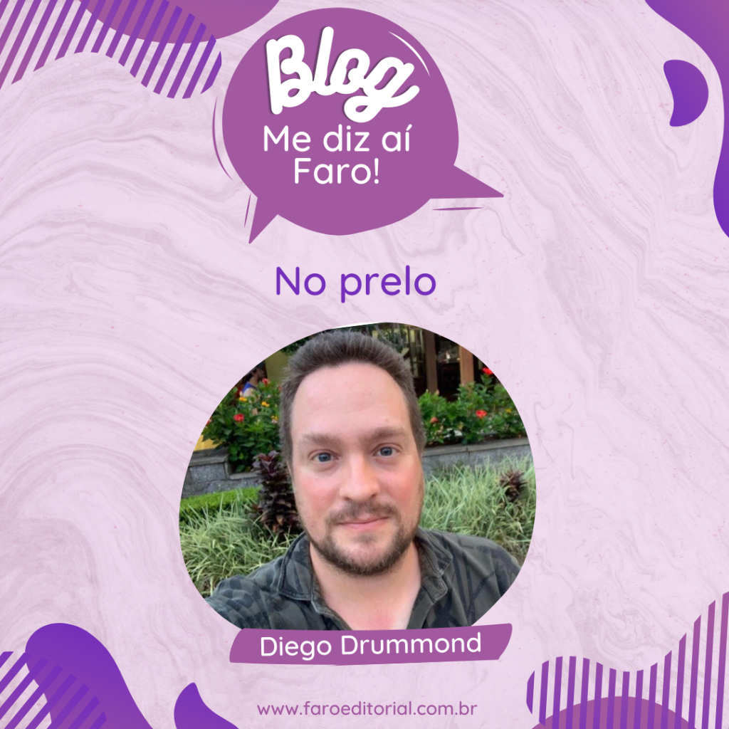 No Prelo com Diego Drummond