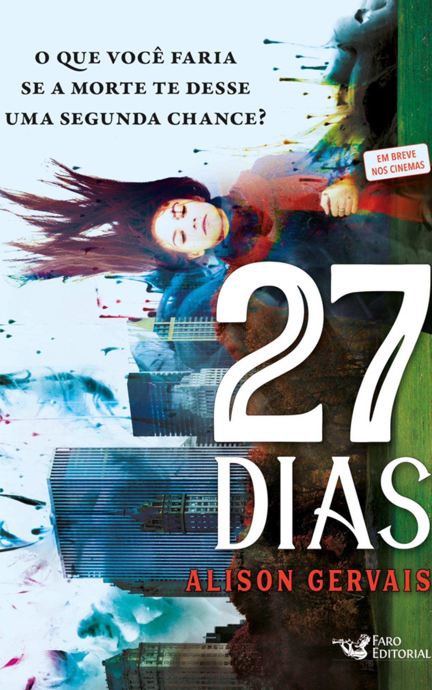 27 dias   Faro editorial