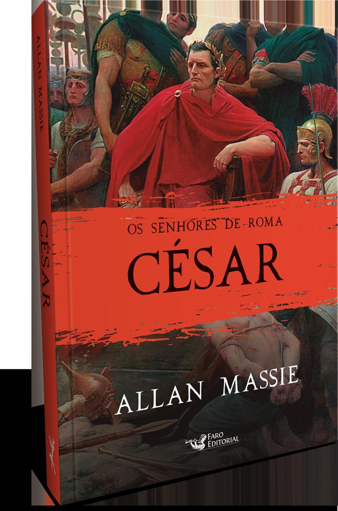 """Faro Editorial lança """"Os Senhores de Roma"""", série de romance histórico que inspirou escritores em todo o mundo"""