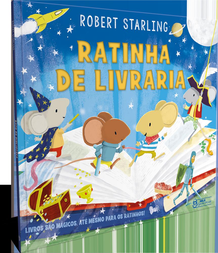 Faro Editorial lança dois livros para iniciar os pequenos no interesse pelos livros