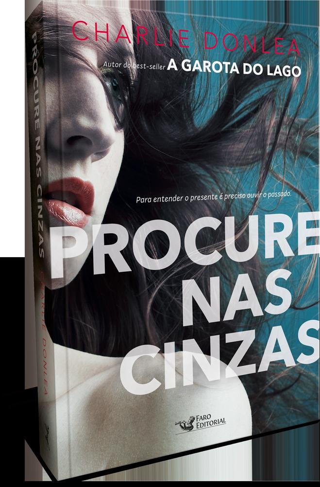 Faro Editorial lança este mês livro inédito do autor best-seller Charlie Donlea