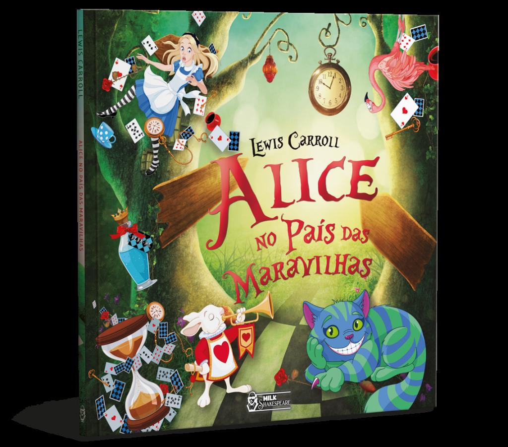 Faro Editorial lança adaptação de Alice no país das Maravilhas para crianças